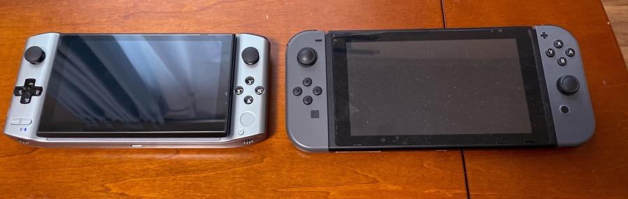 Switchと比較